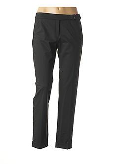 Pantalon 7/8 marron JOCAVI pour femme
