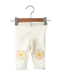 Legging blanc BILLIEBLUSH pour fille