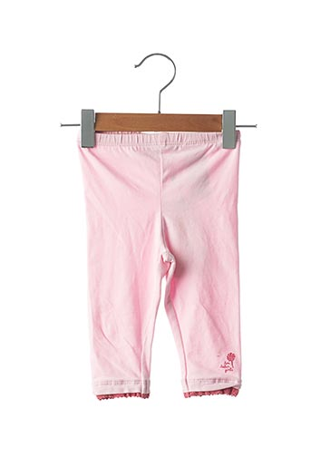 Legging rose TOM TAILOR pour fille