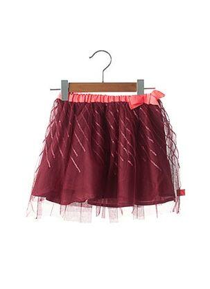 Jupe mi-longue rouge BILLIEBLUSH pour fille