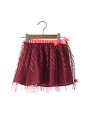 Jupe mi-longue rouge BILLIEBLUSH pour fille seconde vue