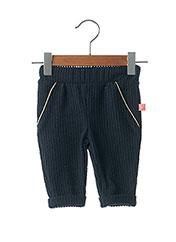 Pantalon casual bleu BILLIEBLUSH pour fille seconde vue