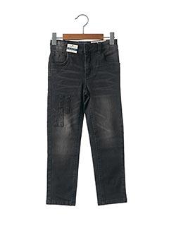Jeans coupe slim noir TOM TAILOR pour garçon