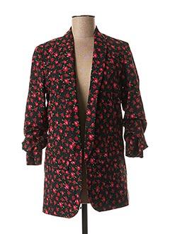 Veste casual noir GOA pour femme