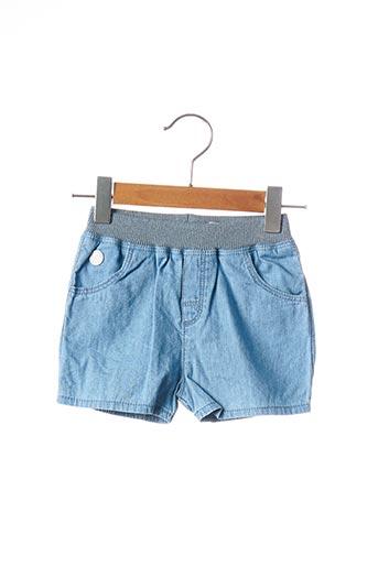 Short bleu BOBOLI pour garçon