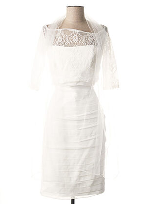 Top/robe blanc FASHION NEW YORK pour femme