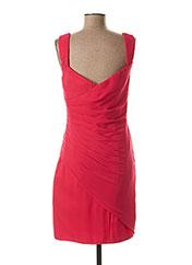 Robe mi-longue rose SYLFANY pour femme seconde vue
