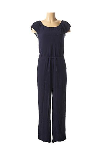 Combi-pantalon bleu BECKARO pour fille