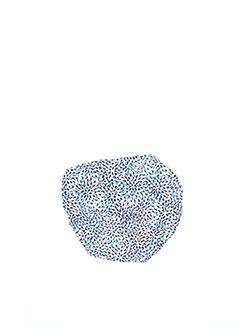 Accessoire pour cheveux bleu 3 POMMES pour fille
