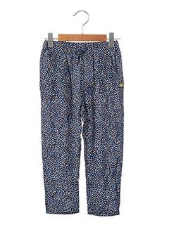 Pantalon casual bleu 3 POMMES pour fille