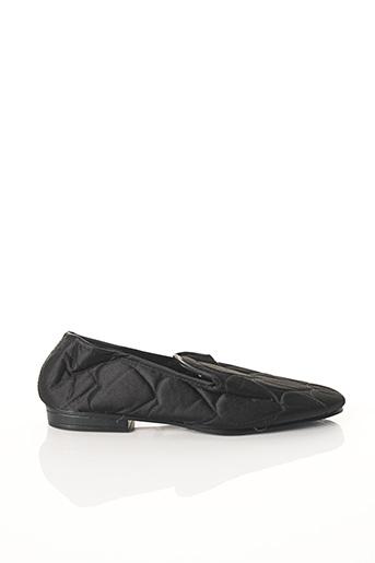 Chaussons/Pantoufles noir CANAT pour femme