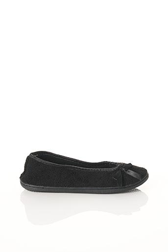Chaussons/Pantoufles noir TAUBERT pour femme