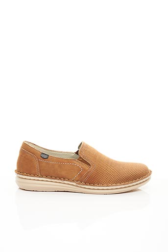 Mocassins marron ON FOOT pour homme