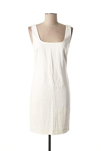 Robe courte blanc LIU JO pour femme