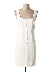 Robe courte blanc LIU JO pour femme seconde vue