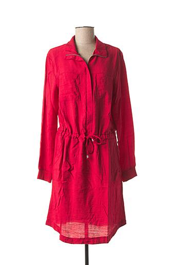 Robe mi-longue rose IMITZ pour femme