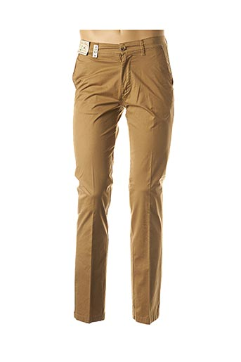 Pantalon casual marron BLUE SIDE pour homme