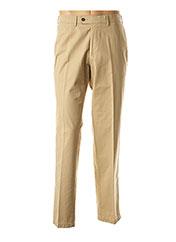 Pantalon casual beige DIGEL pour homme seconde vue