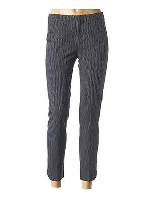 Pantalon casual bleu I.CODE (By IKKS) pour femme