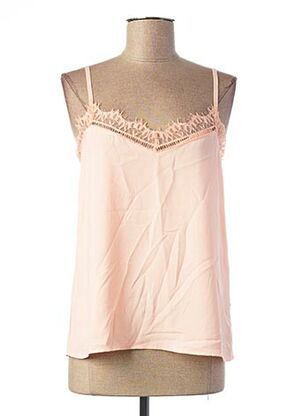 Top rose I.CODE (By IKKS) pour femme