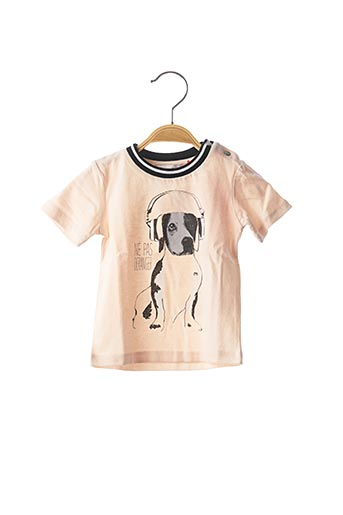 T-shirt manches courtes beige MARESE pour garçon