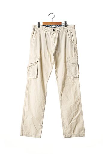 Pantalon casual beige MARESE pour garçon