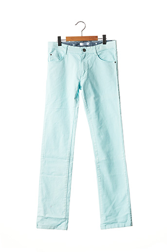 Pantalon casual blanc MARESE pour garçon