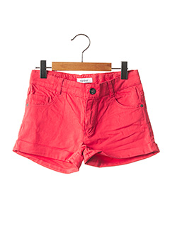 Short rouge MARESE pour fille