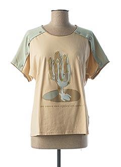 Produit-T-shirts-Femme-TRICOT CHIC