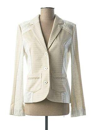 Veste chic / Blazer beige SPORTALM pour femme