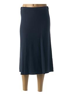 Jupe longue bleu ESCORPION pour femme