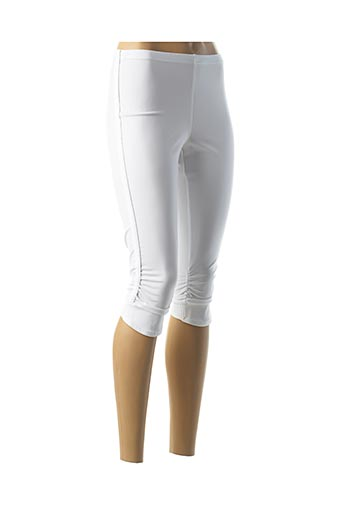 Legging blanc BEATE HEYMANN pour femme