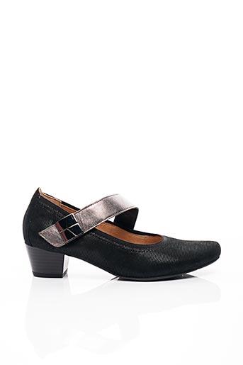 Escarpins noir SWEET pour femme