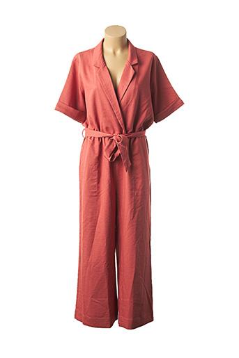Combi-pantalon rose FRNCH pour femme