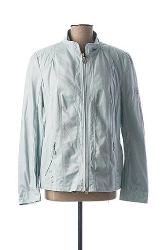 Veste casual bleu LEBEK pour femme