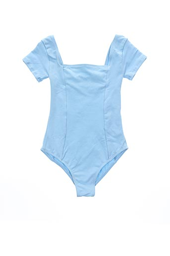 Body bleu WEAR MOI pour fille
