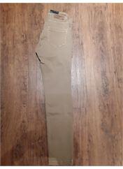 Jeans coupe slim beige BETTY BARCLAY pour femme seconde vue