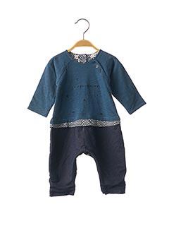 Barboteuse bleu MARESE pour enfant