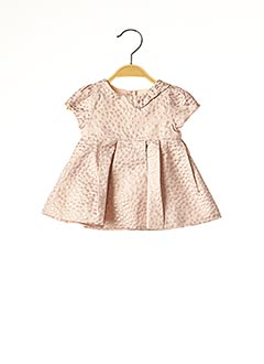 Robe mi-longue rose MARESE pour fille