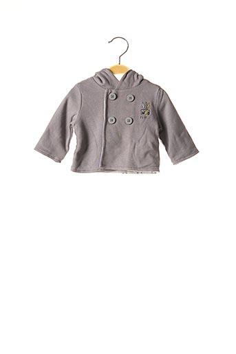 Veste casual gris MARESE pour garçon