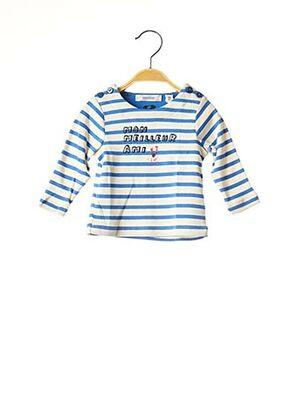 T-shirt manches longues bleu MARESE pour enfant