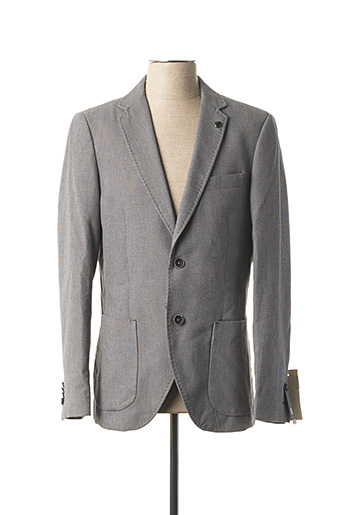 Veste chic / Blazer gris CALAMAR pour homme