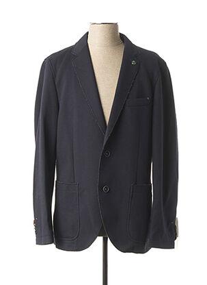 Veste chic / Blazer bleu CALAMAR pour homme