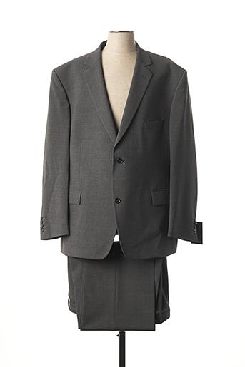 Costume de ville gris NINO LORETTI pour homme