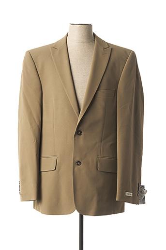 Veste chic / Blazer beige CAFONE pour homme