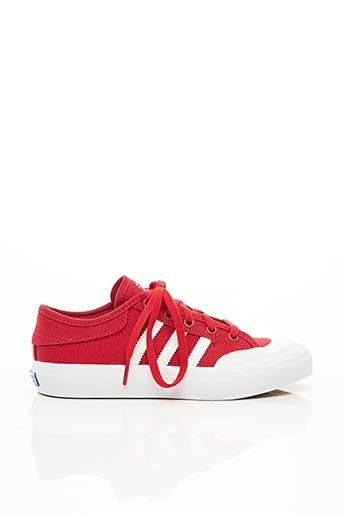 Baskets rouge ADIDAS pour enfant