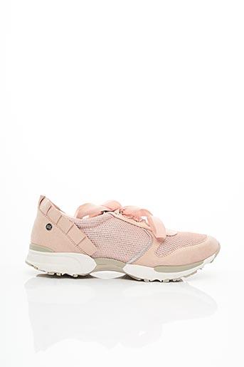 Baskets rose GIOSEPPO pour femme
