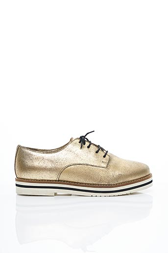 Derbies beige COOL WAY pour femme
