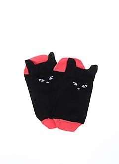 Chaussettes noir PAUL SMITH pour femme