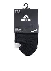 Chaussettes noir ADIDAS pour enfant seconde vue